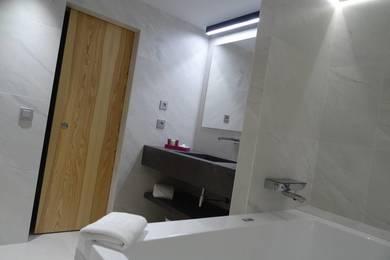 Baño Suite con Jacuzzi y Terraza