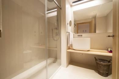 Baño Habitación Junior Suite Ejecutiva